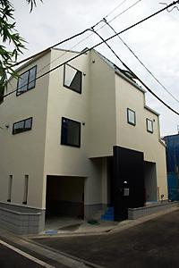 東京都品川区M邸