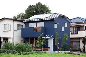 東京都東久留米市M邸