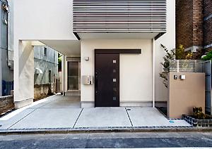 東京都新宿区S邸