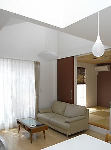 東京都葛飾区K邸。ナチュラルモダンの長期優良住宅