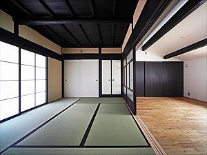 大阪府大阪市K邸。古民家再生リノベーション
