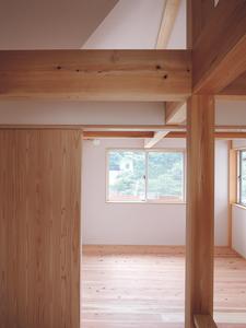 神奈川県横浜市O邸。自然素材を使った和モダン住宅