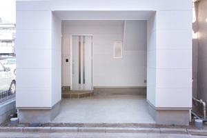 東京都墨田区H邸。シンプルモダンのデザイン住宅