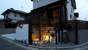 奈良県奈良市W邸。和モダンスタイルの長期優良住宅