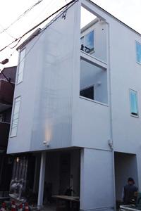 東京都杉並区S邸。細部までこだわった住宅