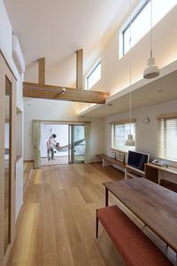 東京都練馬区F邸。夢の詰まった住宅
