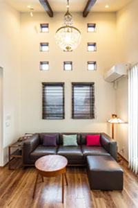 東京都目黒区S邸。快適に住める理想的な住まい