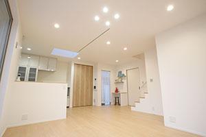 神奈川県横浜市N邸。ナチュラルモダンのデザイン住宅