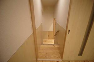 東京都港区K邸。築55年住宅のスケルトンリフォーム