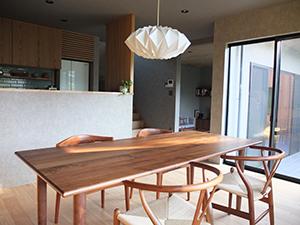 神奈川県鎌倉市Y邸。四季の変化を感じ、五感で楽しめる家