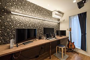 東京都世田谷区K邸。希望にピッタリの工務店と納得の<br>家づくり