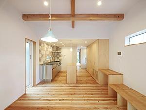東京都三鷹市O邸。空気がきれいな体に優しい家