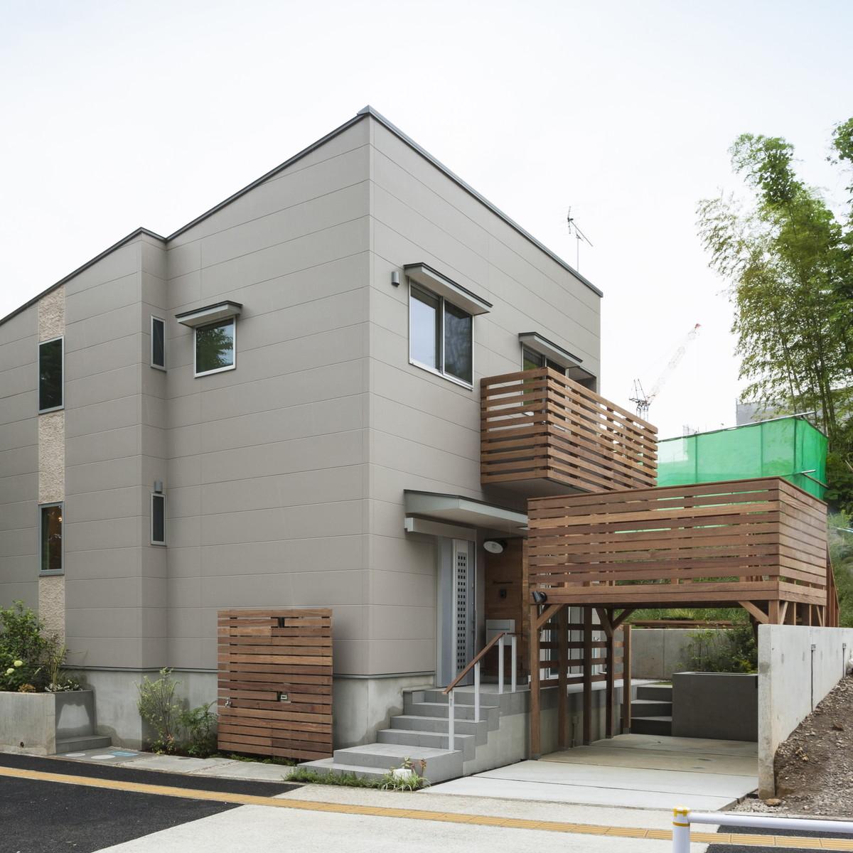 東京都稲城市K邸