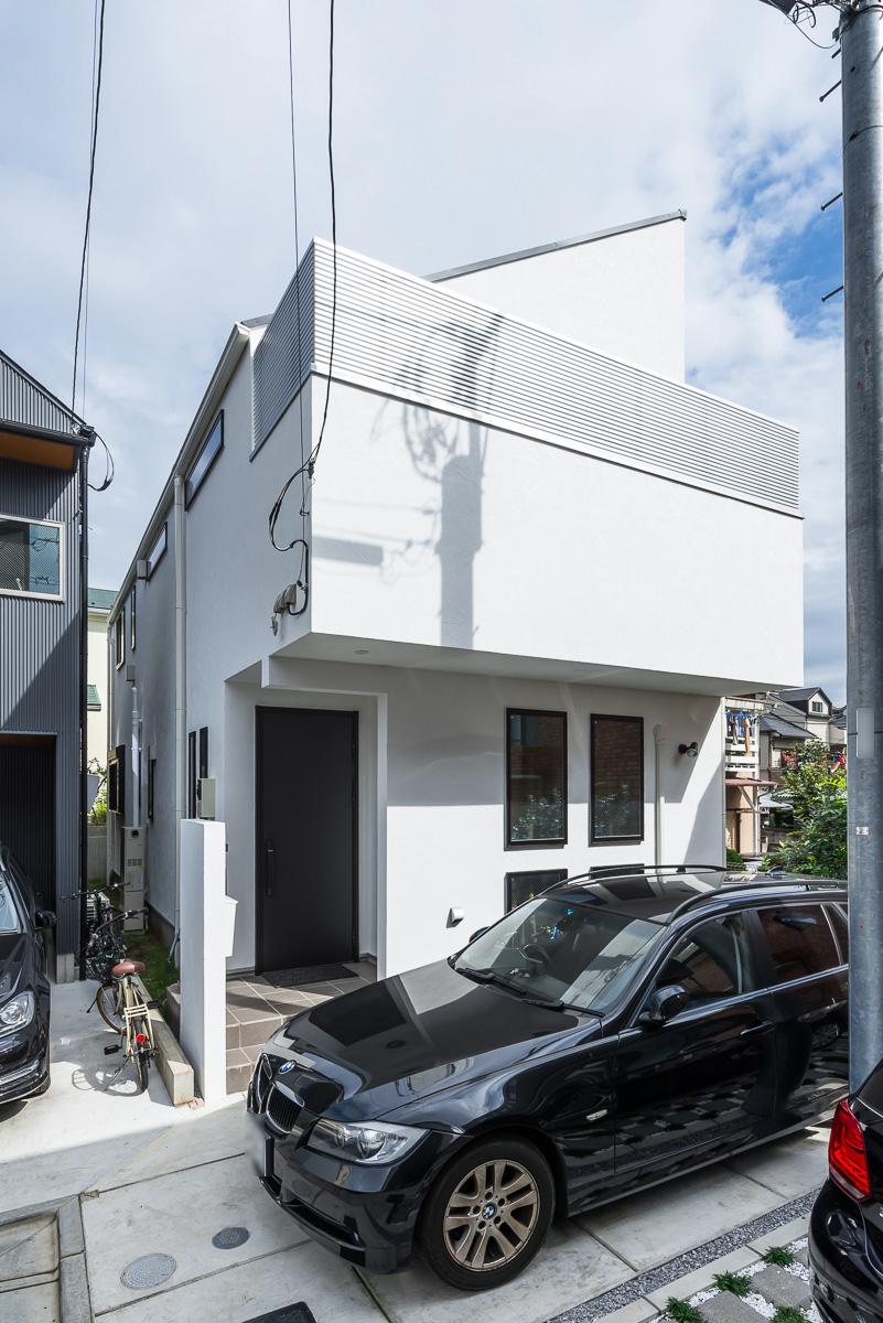 東京都目黒区 自分たちらしい空間を演出できる家