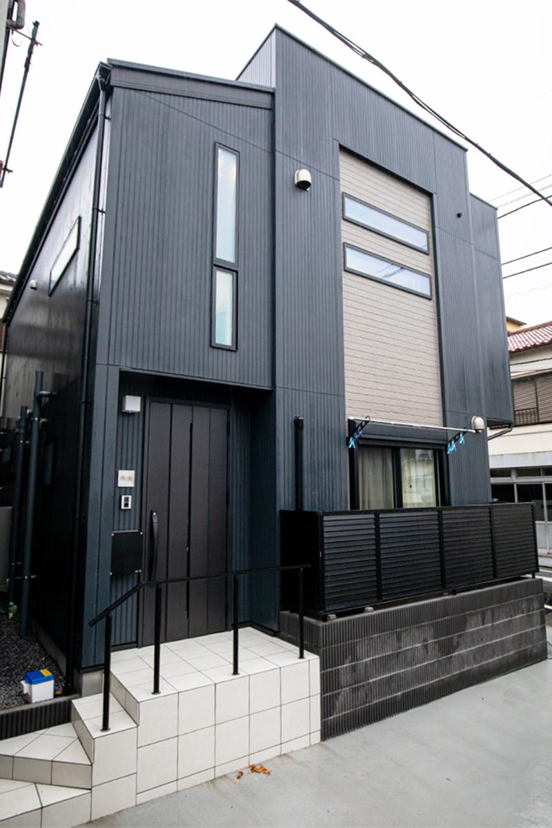 東京都板橋区O邸