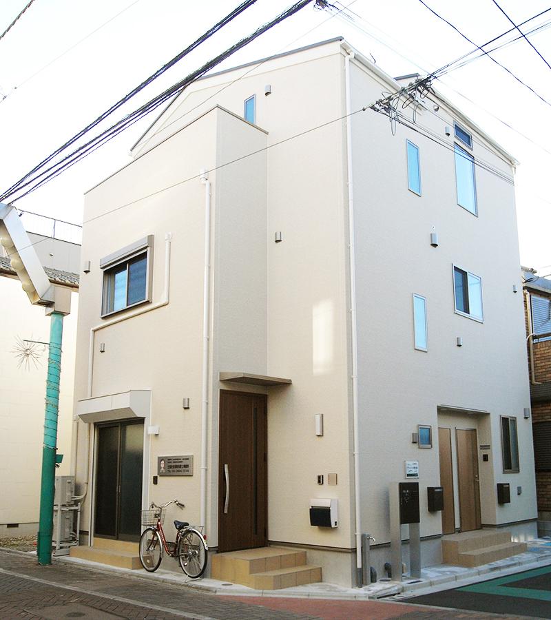 東京都荒川区T邸