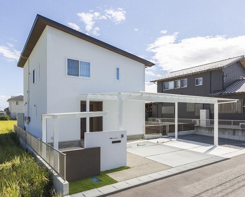 愛知県津島市 願いが叶い、子どもたちと向き合える家